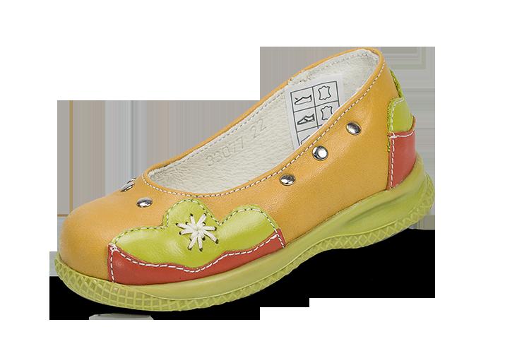 e5883a586b5 Цветни детски обувки - Дамски обувки от естествена кожа - Грация Стил