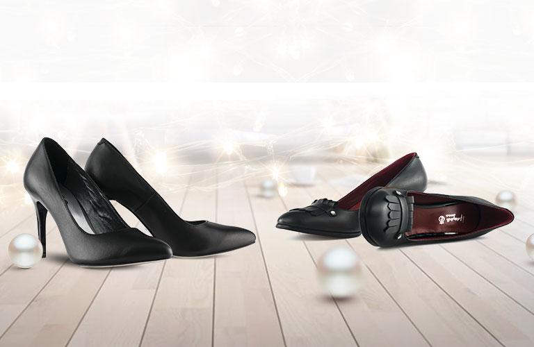 2260e9b8ce0 Дамски обувки от естествена кожа - Грация Стил